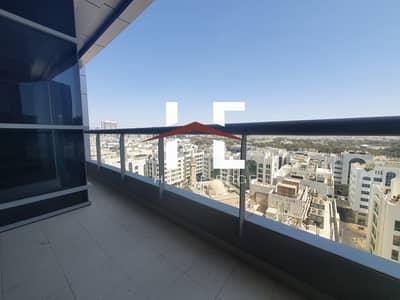 1 Bedroom Flat for Rent in Al Khalidiyah, Abu Dhabi - Luxurious 1 BHK Apartment with Beautiful Balcony View in Khalidiyah