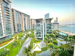 Largest 1BR | Partial Sea View | Large Balcony