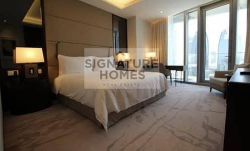 شقة فندقية 2 غرفة نوم للايجار في وسط مدينة دبي، دبي - Burj Al Arab View |Address 5* Hotel Apartment|Ocean View