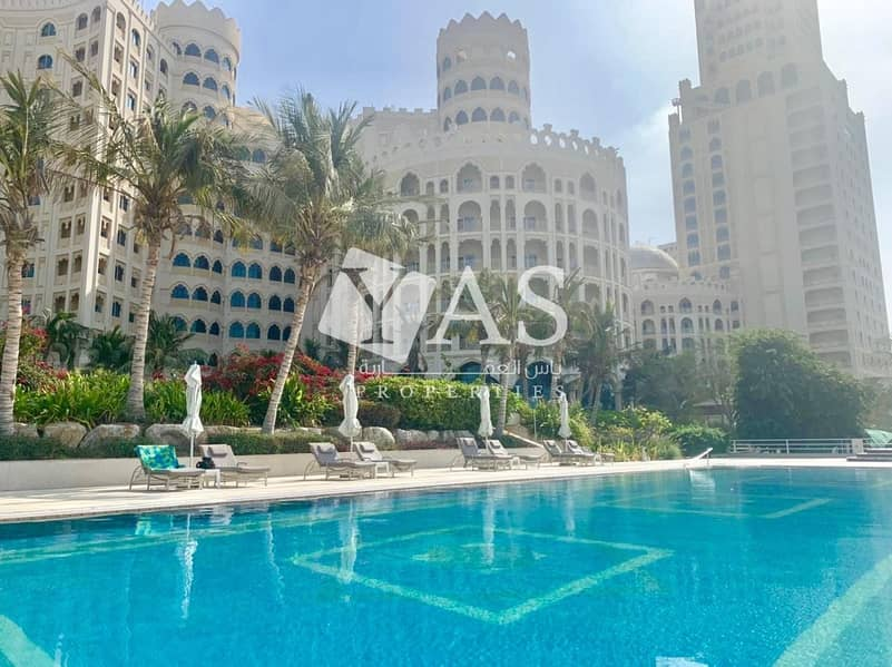 Stunning | Studio apartment | Palace Hotel