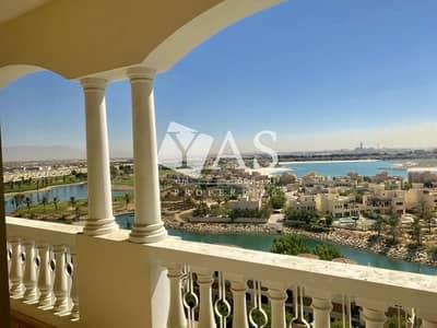 شقة 2 غرفة نوم للايجار في قرية الحمراء، رأس الخيمة - Incredible | Golf and lagoon view | Great Deal