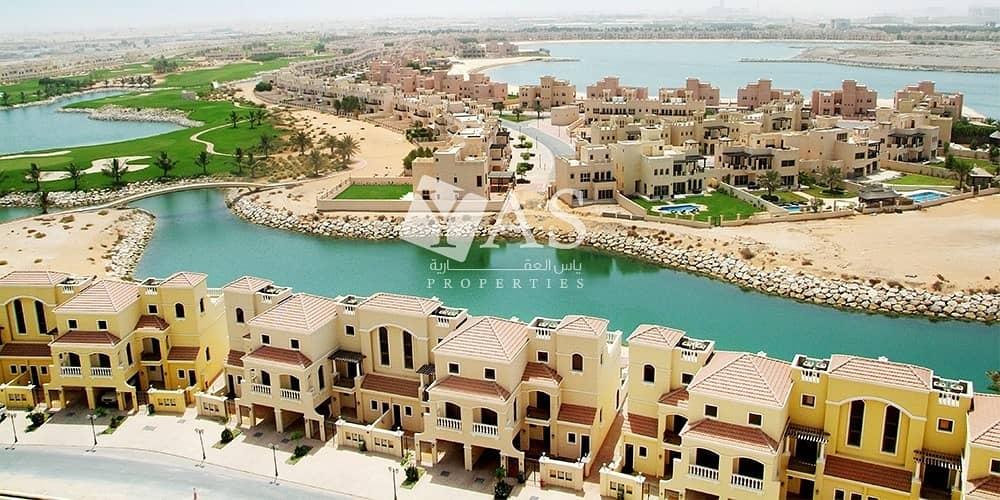 10 Elegant | 2 Bedroom Townhouse | Sale in Al Hamra Village