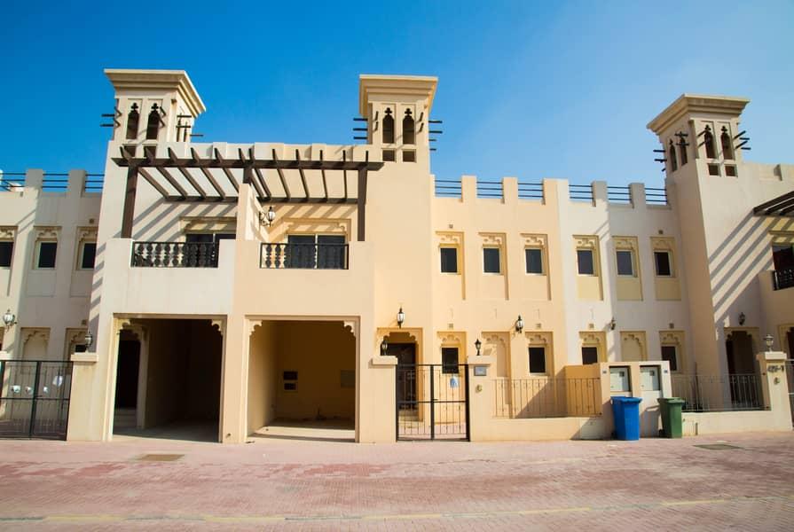 2 Amazing | 3BR Townhouse | Sale in Al Hamra village