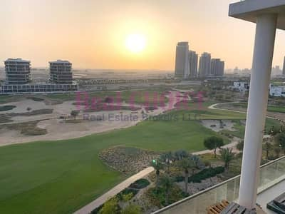 3 Bedroom Flat for Rent in DAMAC Hills (Akoya by DAMAC), Dubai - Brand New | Amazing Full Golf and Pool View