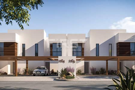 3 Bedroom Townhouse for Sale in Yas Island, Abu Dhabi - Premium Quality Townhouse | Good Location.