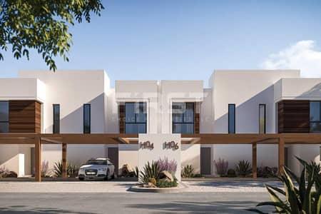 تاون هاوس 3 غرف نوم للبيع في جزيرة ياس، أبوظبي - Premium Quality Townhouse | Good Location.