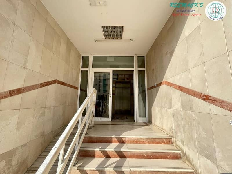 PAY 11 MONTHS AND STAY 12 MONTHS OFFER  FOR STUDIO FLAT WITH SPLIT A/C IN BUTEENA AREA