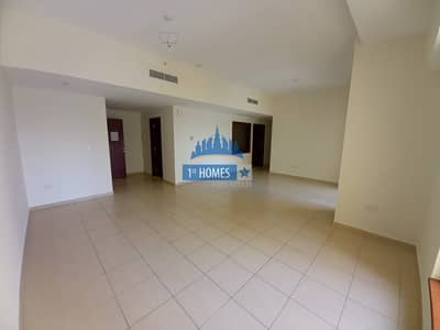 2 Bedroom Flat for Rent in Jumeirah Beach Residence (JBR), Dubai - Large Layout 2BR / Partial Marina View /  Vacant