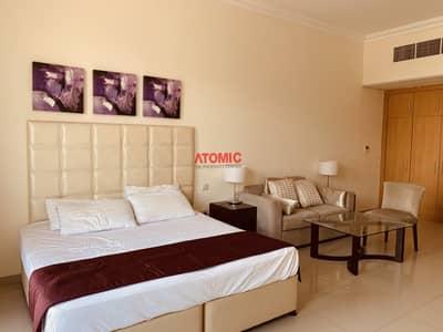 Studio for Rent in Arjan, Dubai - FULLY FURNISHED STUDIO CHILLER FREE   FOR 23k