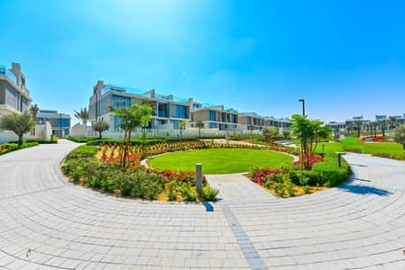 فیلا 3 غرف نوم للايجار في دبي هيلز استيت، دبي - Genuine Listing ! Most Exquisite Resort Type Club Villas | 3BR+Maids + Sky Terrace