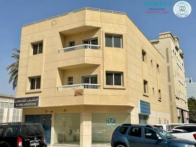 SPACIOUS 1 B/R HALL FLAT AVAILABLE IN MUSALLA AREA