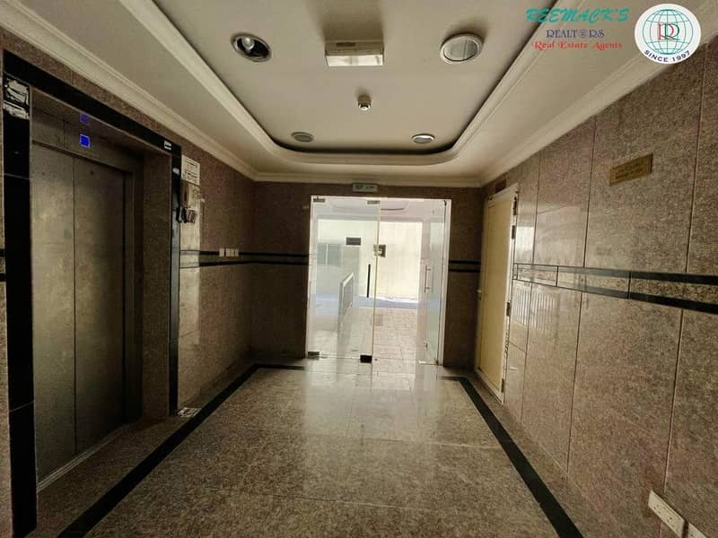14 SPACIOUS 1 B/R HALL FLAT AVAILABLE IN MUSALLA AREA