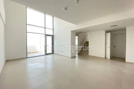 3 Bedroom Townhouse for Rent in Dubai South, Dubai - Brand new | 3br with Maids | Ready to move in