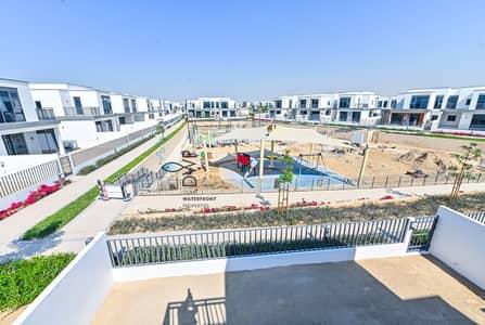 4 Bedroom Villa for Rent in Dubai Hills Estate, Dubai - Genuine Listing! Park Facing| 4BR+Maid's|Brand New