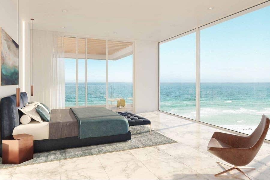 2 Penthouse | Sea View | Next to The Louvre