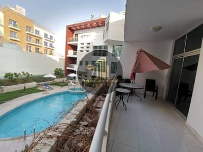 فلیٹ 1 غرفة نوم للايجار في قرية جميرا الدائرية، دبي - Chiller Free |Specious 1 BHK | Furnished | Pool  View |