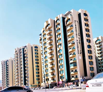 1 BEDROOM  APARTMENT FOR SALE IN RASHIDIYA TOWER
