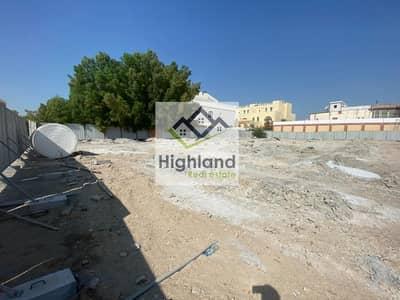 ارض سكنية  للبيع في المشرف، أبوظبي - Residential Plot for Sale in Al mushrif