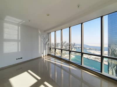 1 Bedroom Apartment for Rent in Corniche Road, Abu Dhabi - Direct Owner 0% Commission  Ready to Move