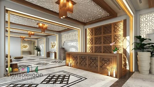 فلیٹ 2 غرفة نوم للبيع في أم سقیم، دبي - Book  with only 10% in Burj Al Arab community Hurry up!!!!!