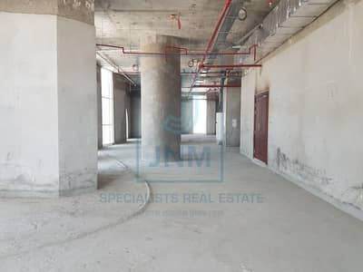Office for Sale in Jumeirah Lake Towers (JLT), Dubai - Shell and Core Office Space   Lower Floor