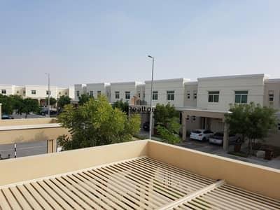 تاون هاوس 2 غرفة نوم للبيع في الغدیر، أبوظبي - Own a Beautiful 2 Bedroom Townhouse 770k