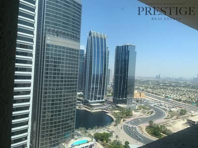 3 Bedroom Apartment for Rent in Jumeirah Lake Towers (JLT), Dubai - 3BHK Furnished | High floor| Partial Lake view
