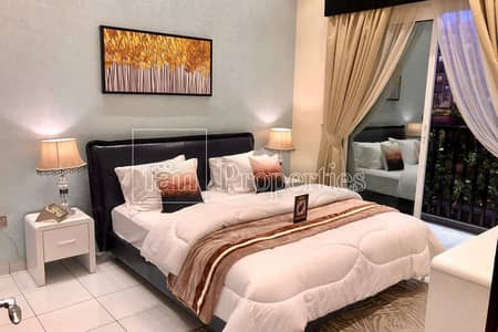 2 Bedroom Apartment for Sale in Arjan, Dubai - Miracle Garden View|10 years payment plan|Sale