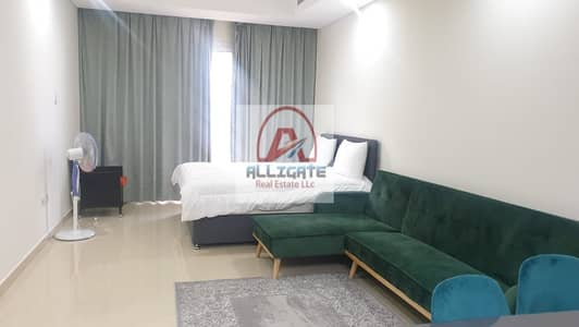 1 Bedroom Flat for Rent in Dubailand, Dubai - CHILLER FREE|DEWA CONNECTED| BRAND NEW |HUGE TERRACE