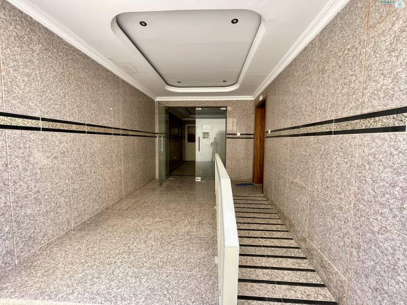 2 SPACIOUS 1 B/R HALL FLAT AVAILABLE IN MUSALLA AREA
