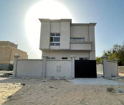 5 Bedroom Villa for Rent in Al Zahia, Ajman - BRAND NEW BEAUTIFUL 5 BEDROOM HALL VILLA FOR RENT 75,000/- YEARLY AL ZAIHA AJMAN