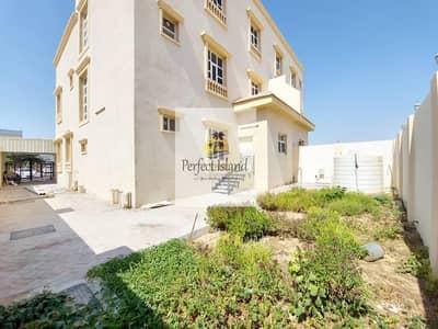 6 Bedroom Villa for Rent in Shakhbout City (Khalifa City B), Abu Dhabi - CATCH UP 6 BR  | Private Entrance | Huge Yard!!!