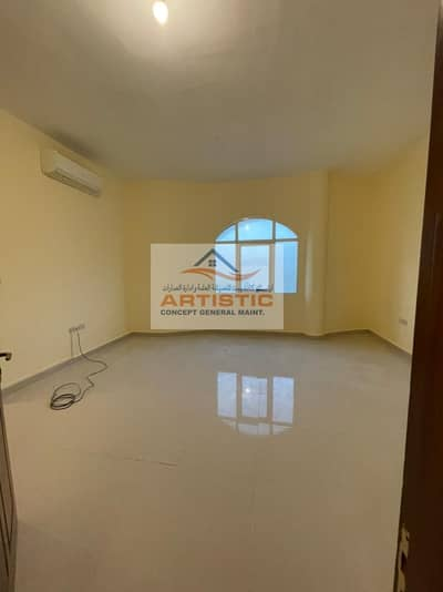 3 Bedroom Flat for Rent in Al Bahia, Abu Dhabi - Good condition 3 bedroom hall apartment for rent in al bahia  55000AED