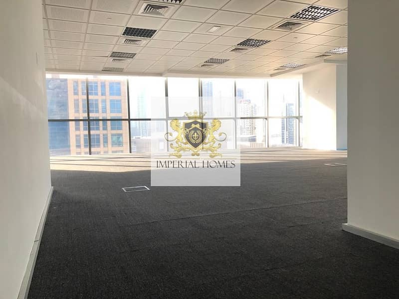 Fitted Office | 1550 SQFT | Indigo Icon tower | JLT