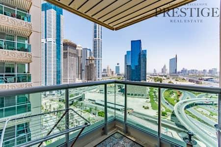 1 Bedroom Flat for Sale in Dubai Marina, Dubai - Emaar 6 Al Murjan Marina |1Bed + Study |Gold View