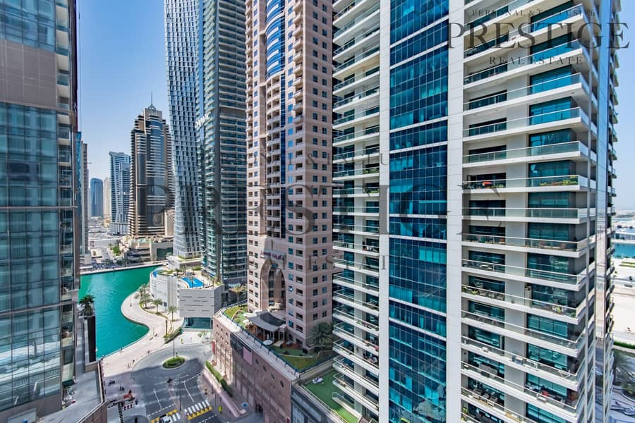 2 Bed Marina View | Torch Tower | Balcony | Chiller Free