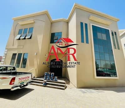 4 Bedroom Villa for Rent in Al Towayya, Al Ain - Pleasant 4 Master Br With Back Yard & Greenery