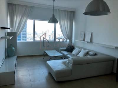 فلیٹ 1 غرفة نوم للايجار في دبي مارينا، دبي - Beautifully furnished