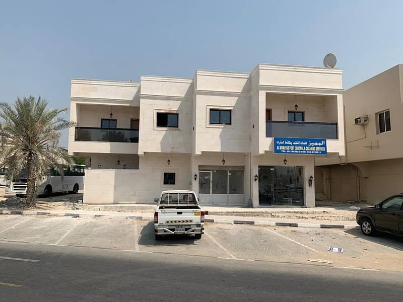 For sale ground and first residential commercial permit, prime location