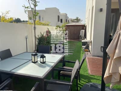3 Bedroom Townhouse for Sale in Reem, Dubai - End Unit | Type J | Ideal Location | Rented