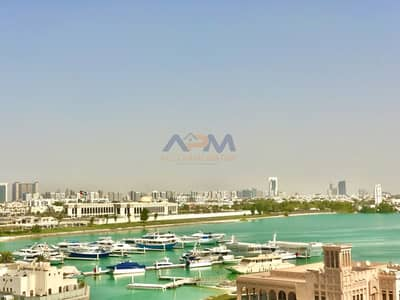 1 Bedroom Flat for Rent in Al Bateen, Abu Dhabi - Hot offer Luxury 1BHK!One Month Free!Sea View plus All Amenities