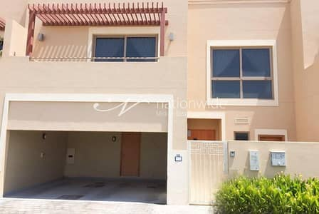 3 Bedroom Villa for Sale in Al Raha Gardens, Abu Dhabi - Majestic Villa Type A with Expansive Garden
