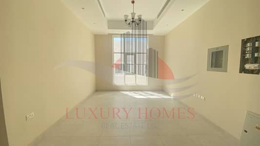 Brand new with Clear white interiors and Balcony