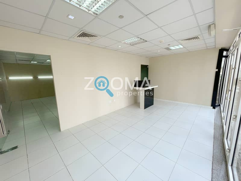 2 Fitted Shop |Full Lake View | Negotiable