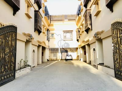 4 Bedroom Villa Compound for Rent in Al Mutawaa, Al Ain - Beautiful Triplex villa   Comfort Living   Huge balcony