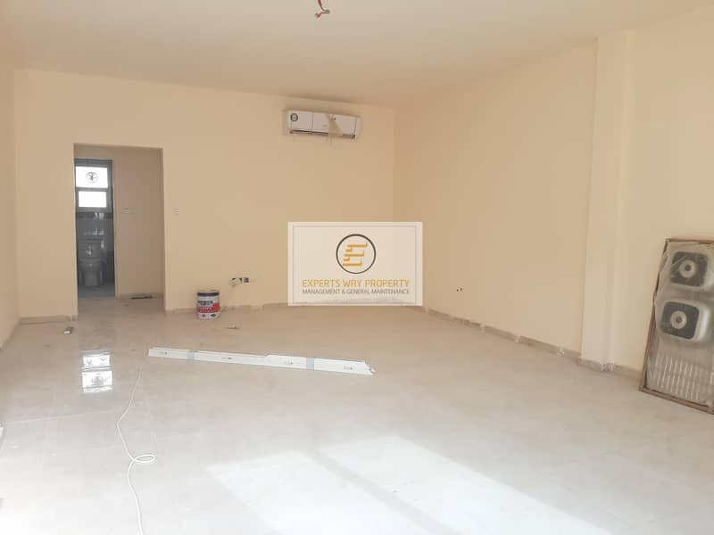 2 with private entrance amazing 2 bedrooms hall for rent