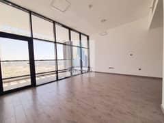 Modern Studio - Panoramic  Balcony - 742 SqFt