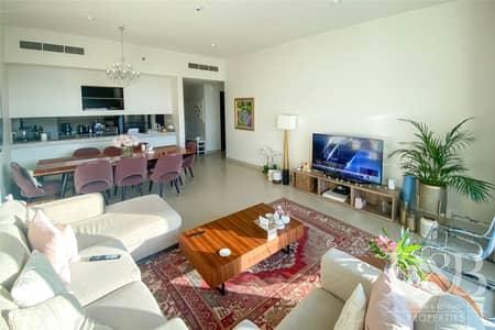 فلیٹ 2 غرفة نوم للبيع في دبي هيلز استيت، دبي - Exclusive | Vacant | Semi Closed Kitchen