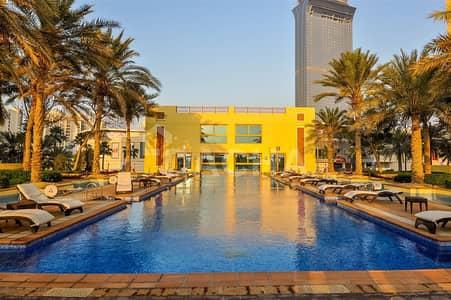 فلیٹ 2 غرفة نوم للايجار في نخلة جميرا، دبي - New listing / Sea View / High floor