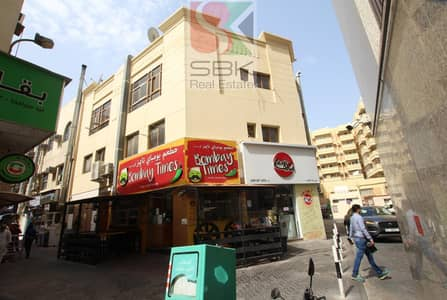 Studio for Rent in Bur Dubai, Dubai - SPACIOUS STUDIO 23K / year with 1 MONTH FREE